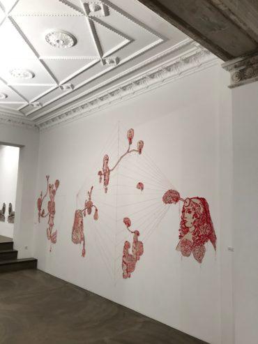 FRAUEN ÜBER-FRAUEN, Galerie Deschler Berlin